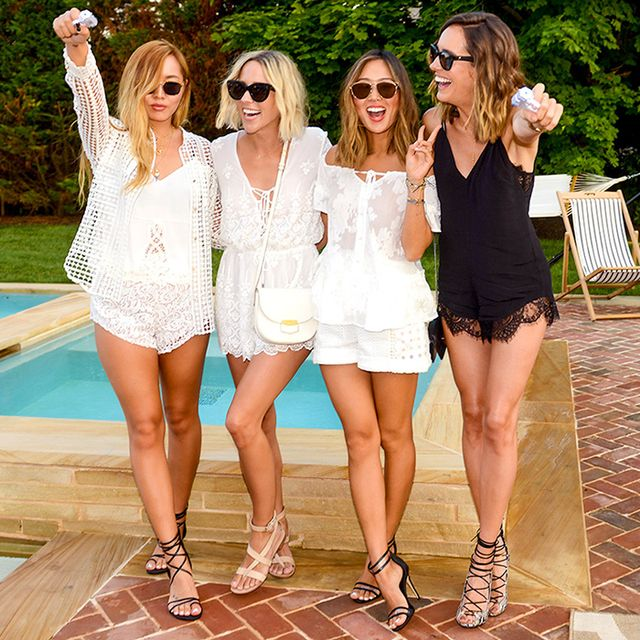 See How 9 Fashion Bloggers Ruled the Hamptons for a Weekend