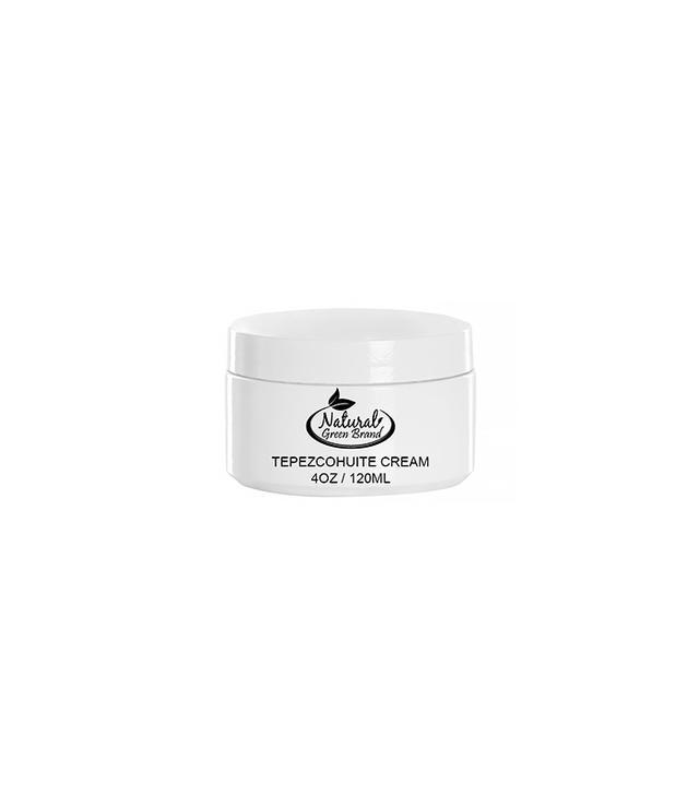 Natural Green Brand Tepezcohuite Cream