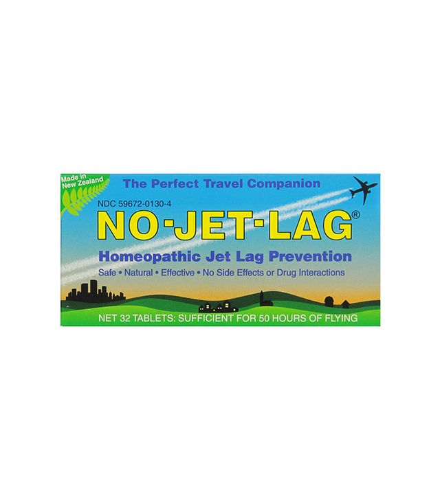 Amazon No-Jet-Lag Homeopathic Flight Fatigue Remedy