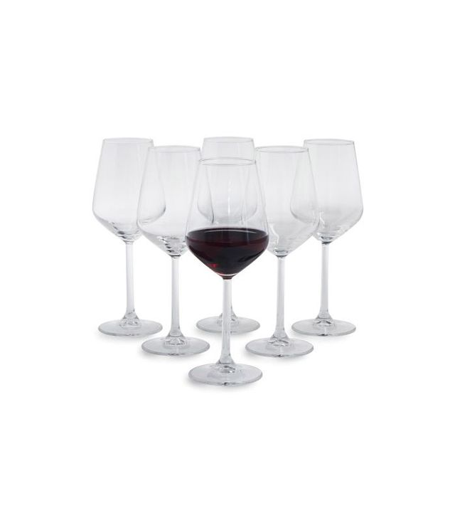 Sur la Table Wine Glasses, Set of 6