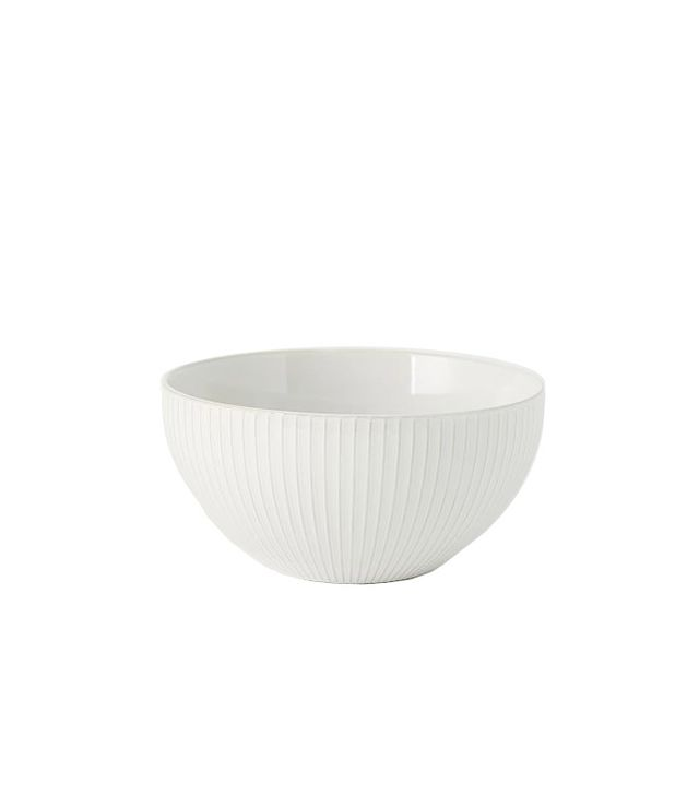 West Elm Textured Serving Bowl