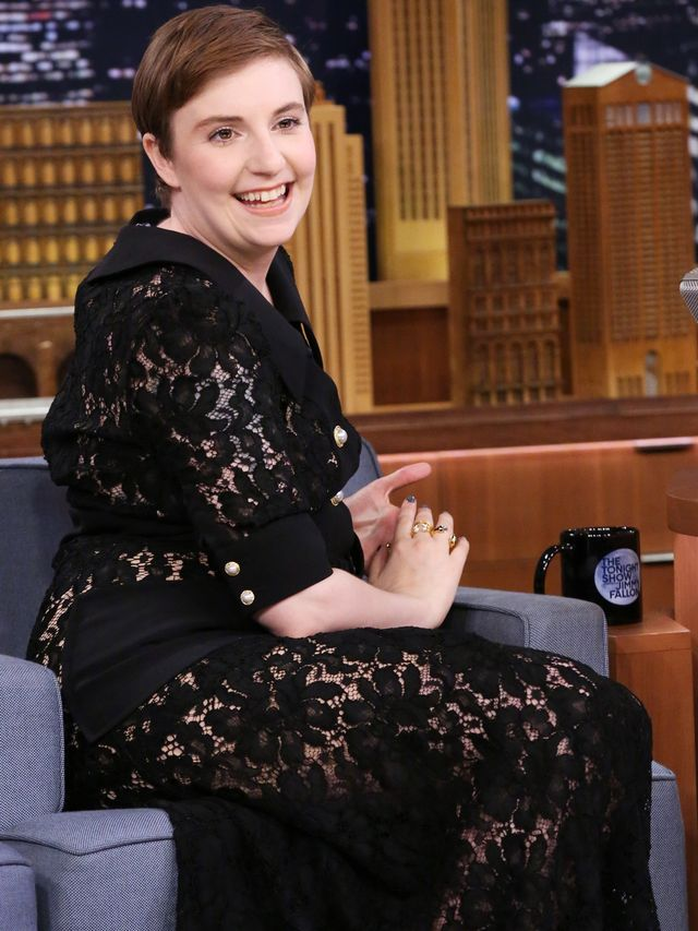 Lena Dunham Is Launching a Weekly Lifestyle Newsletter
