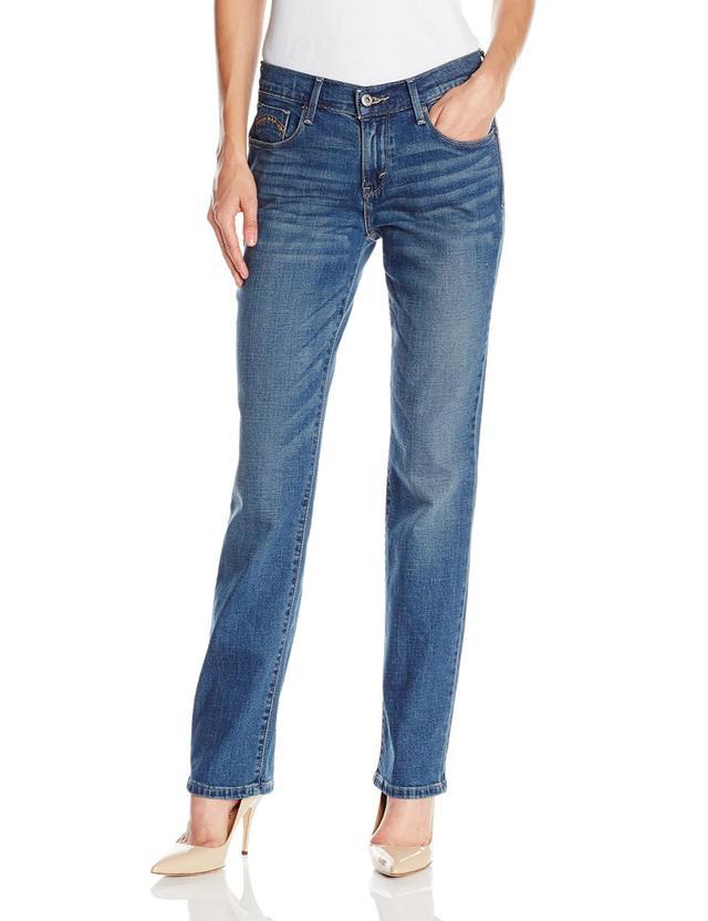 Levi's 505 Straight Leg Jeans