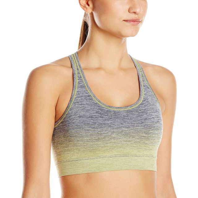 Yummie by Heather Thomson Active Seamless Helen Sports Bra