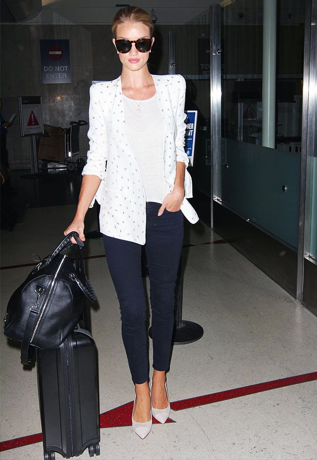 Arrival Location: LAX in Los Angeles, California 