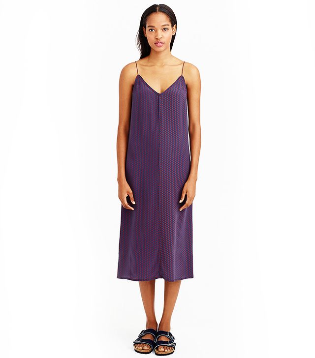 Apiece Apart Josefina Slip Dress