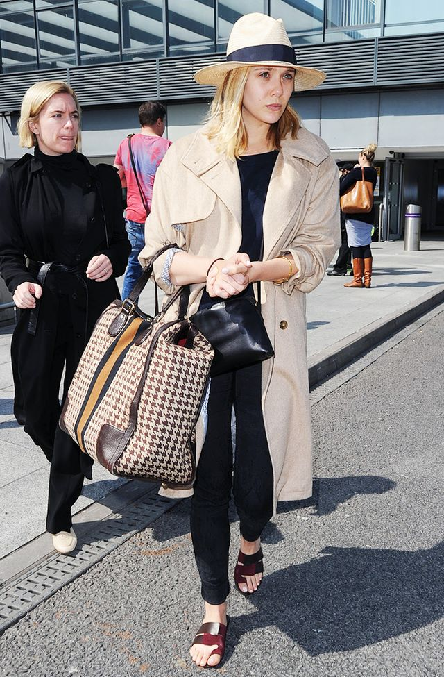 Arrival Location: Heathrow Airport in London, England