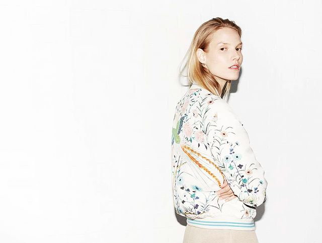 Koponen hails from Finland, where she was first discovered on the reality TV show Mallikoulu—essentially the Finnish version of America's Next Top Model. She quickly rose to fashion...
