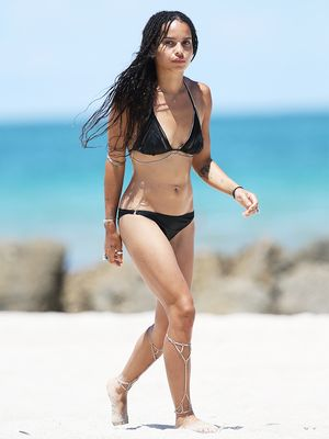 The Trend Every Celebrity Is Wearing at the Beach