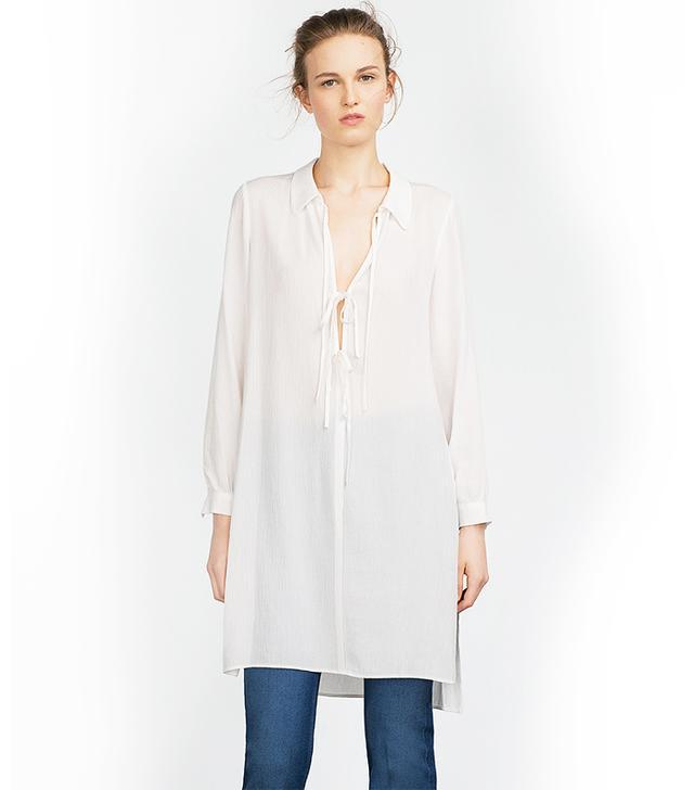 Zara Tunic With Slits