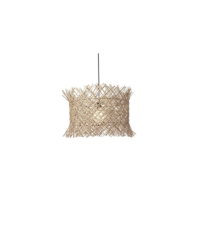 CB2 Fray Pendant Light
