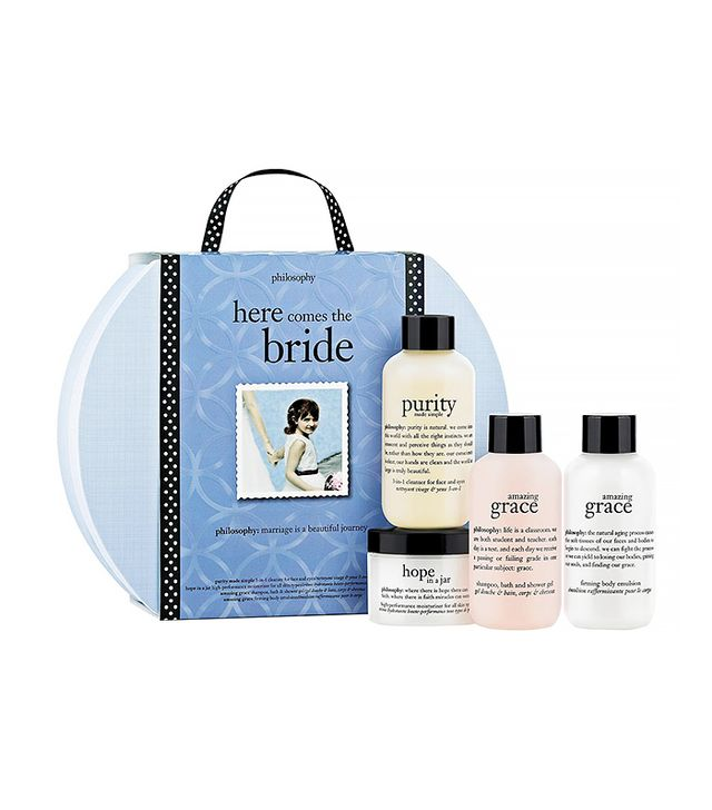 Philosophy Here Comes the Bride Beauty Set