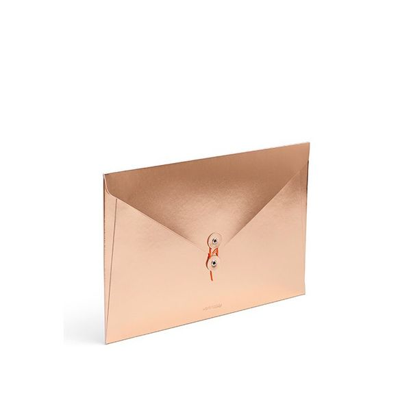 Poppin Copper Soft Cover Folio
