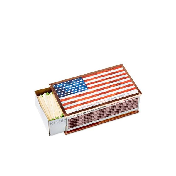Shandell's Flag Matchbox