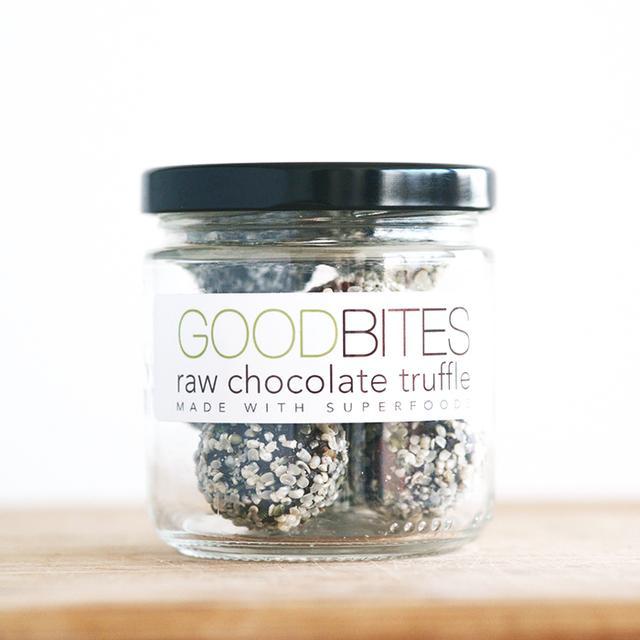 GoodBites Truffle Jar