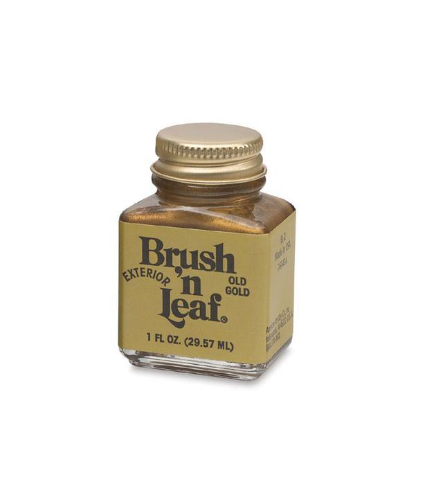 Amaco Brush 'N Leaf Liquid Metallic Paint