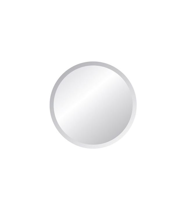 Bellacor Round Beveled Edge Mirror
