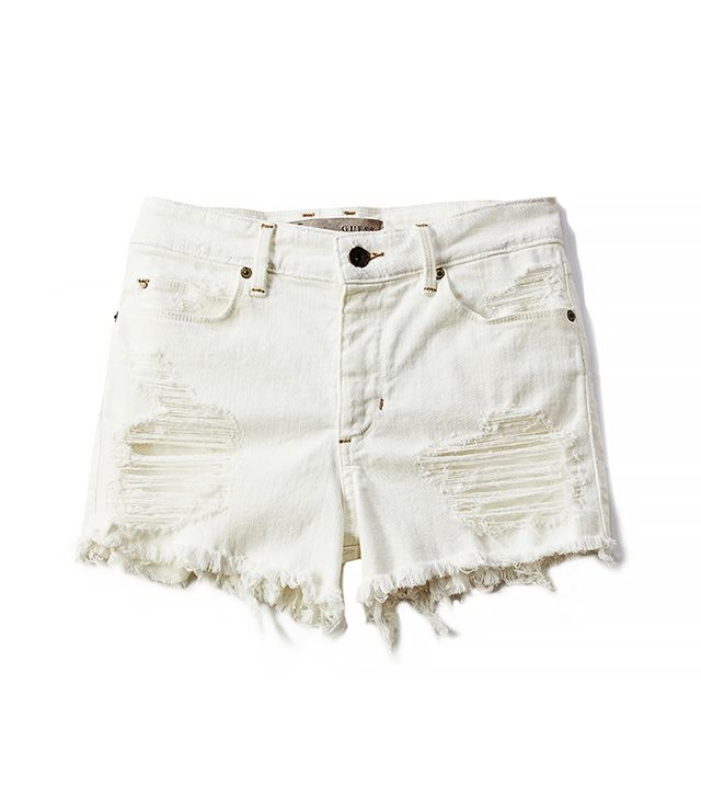 Guess 1981 High-Rise Shorts