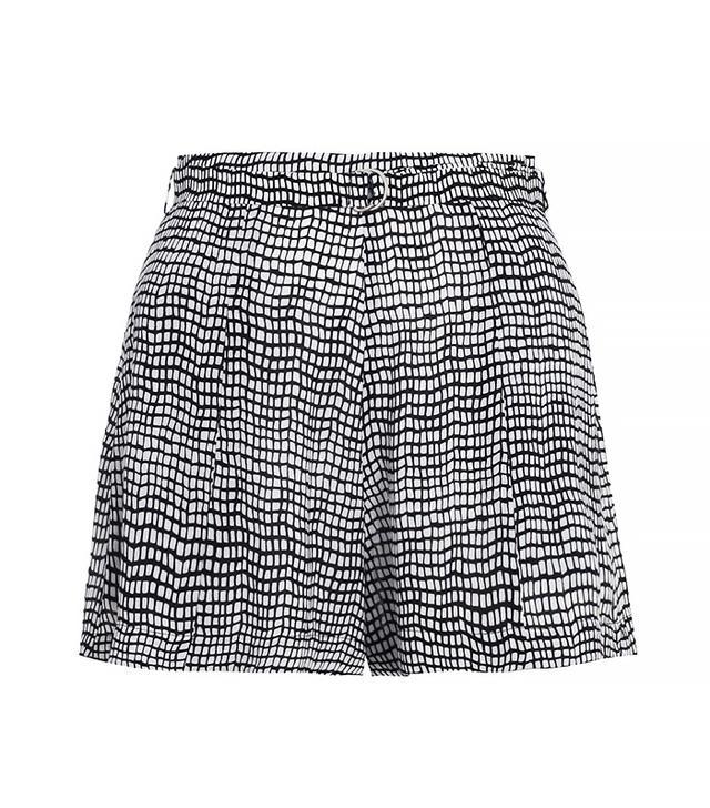 Zimmermann Pivot Flare Shorts