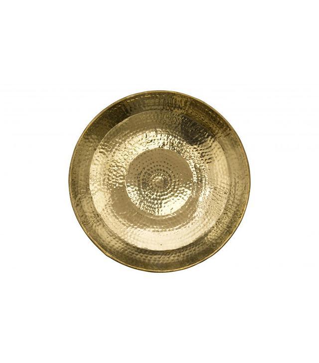 Jayson Home Palais Brass Bowls