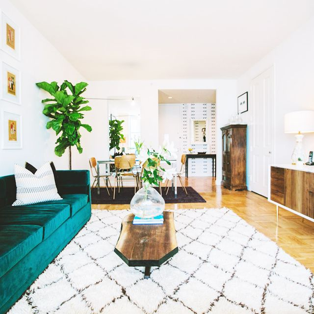 Tour an Eclectic and Modern New York Apartment