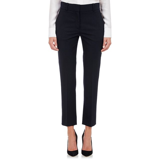 Barneys New York Crop Trousers