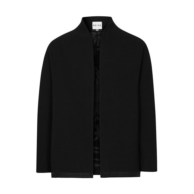 Reiss Hatto Open-Front Jacket