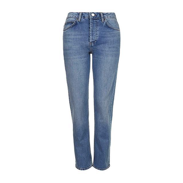 Topshop Moto Girlfriend Jeans