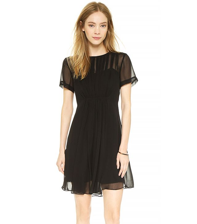 Marc by Marc Jacobs Marquee Silk Dress