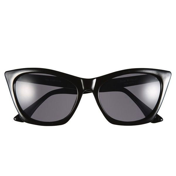 Isaac Mizrahi New York Cat Eye Sunglasses
