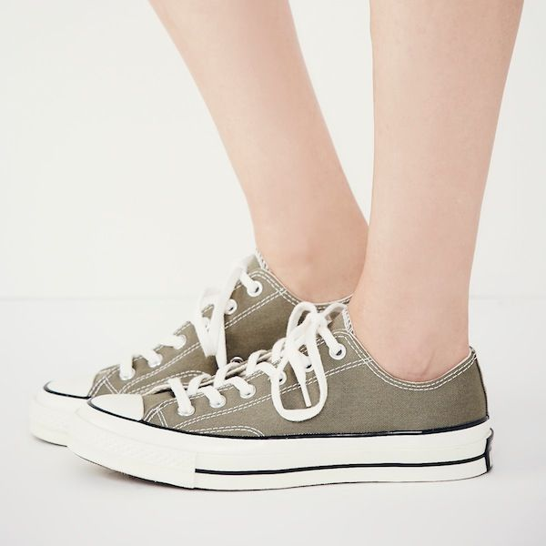 Converse Vintage Canvas Ox Chucks