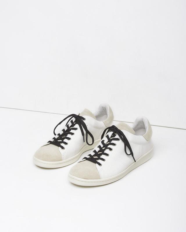 Isabel Marant Étoile Bart Sneaker in Ecru