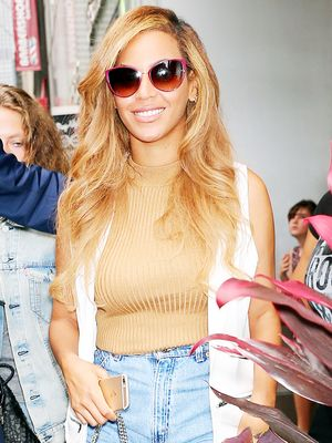 You'll Never Believe Where Beyoncé's Latest Outfit Is From