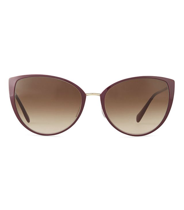 Oliver Peoples Jade Cat-Eye Sunglasses