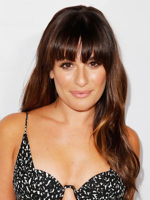 The It-Girl Way to Wear a Summer Frock, Courtesy of Lea Michele