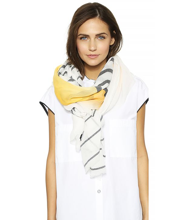 Rag & Bone Striped Sunrise Scarf