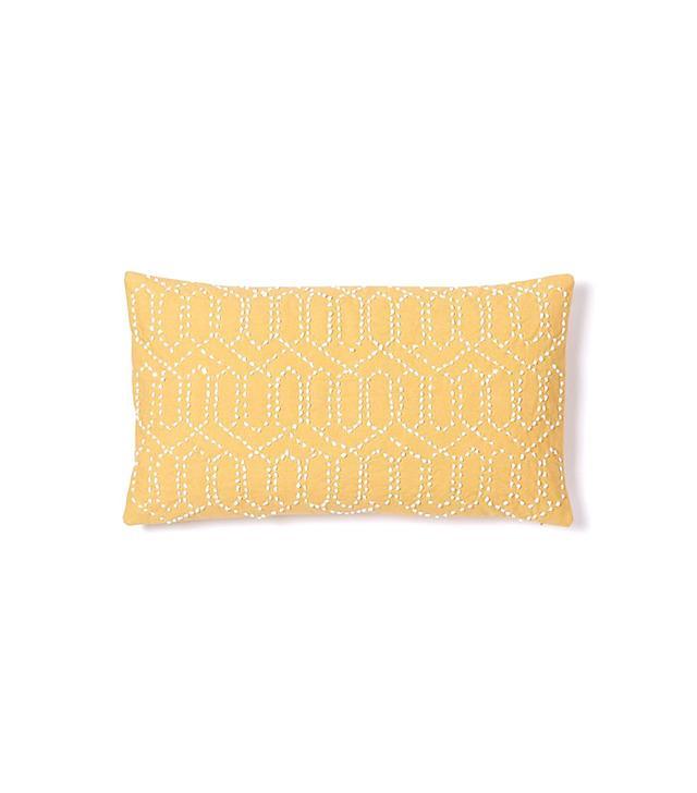 West Elm Jay Street Gantha Pillow Cover