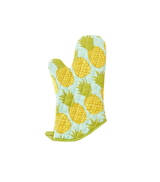 Urban Outfitters Pineapple Oven Mitt