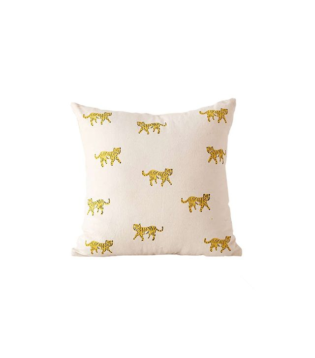 Magical Thinking All Over Tigers Pillow