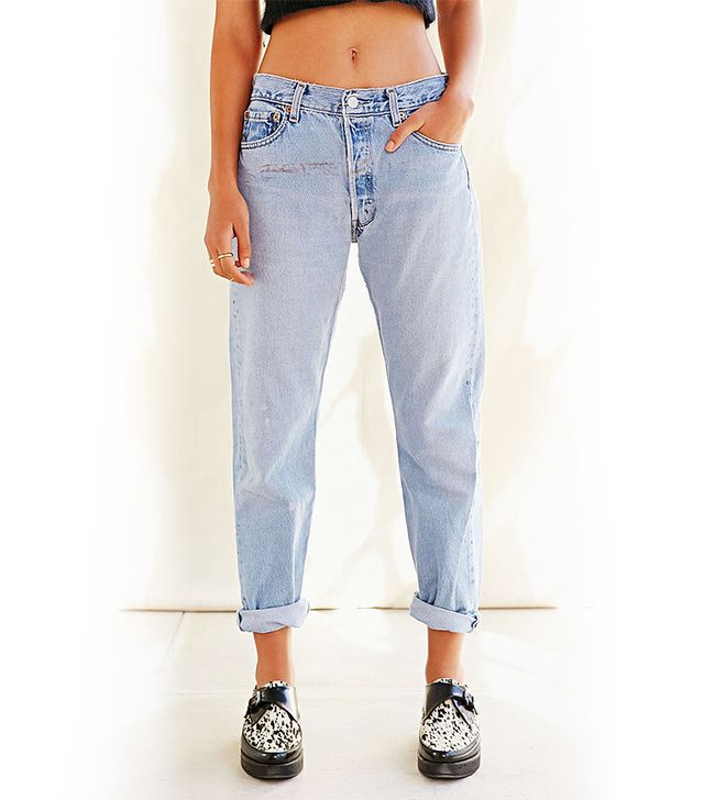 Urban Renewal Vintage Levi's 505 & 501 Jean