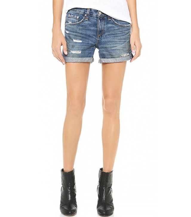Rag & Bone/Jean The Boyfriend Shorts, Trestles