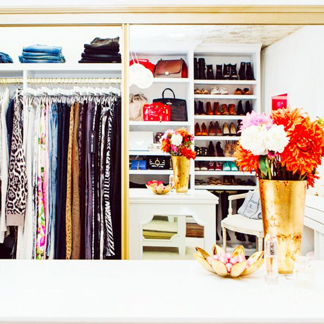 Stumped on How to Decorate? Let Your Closet Be Your Guide
