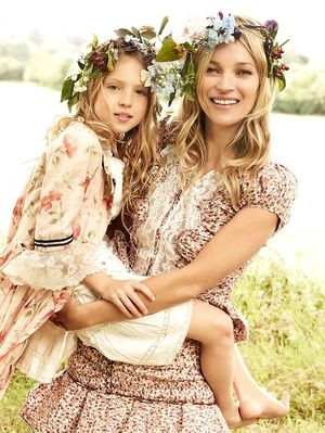 A Look Back At The Model Moms That Have Posed With Their Kids In Vogue