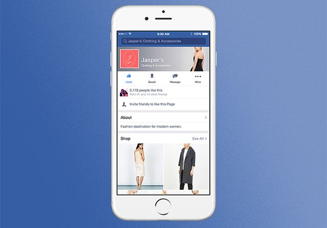 You Can Soon Shop Directly From Facebook