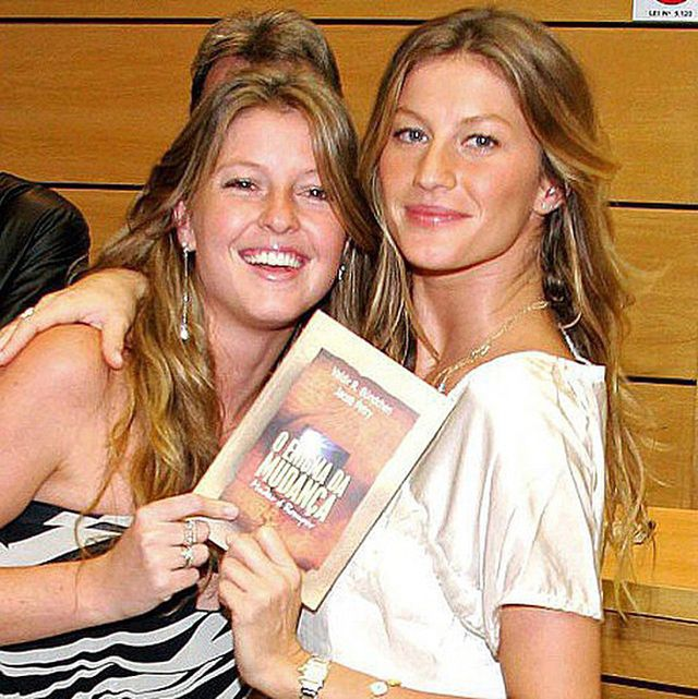 Fun Fact: Gisele Has a Twin Sister, and Shes Stunning