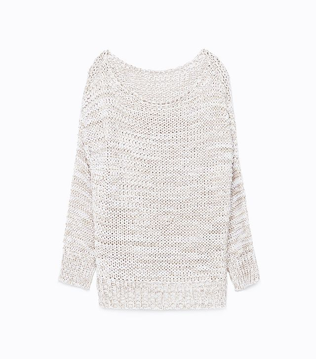 Zara Boat Neck Sweater
