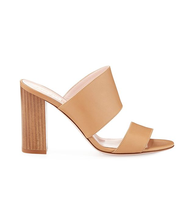 Kate Spade New York Imma Chunky-Heel Mule Sandals