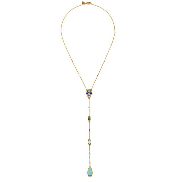 Capwell + Co. Magic Marrakech Karina Y Necklace