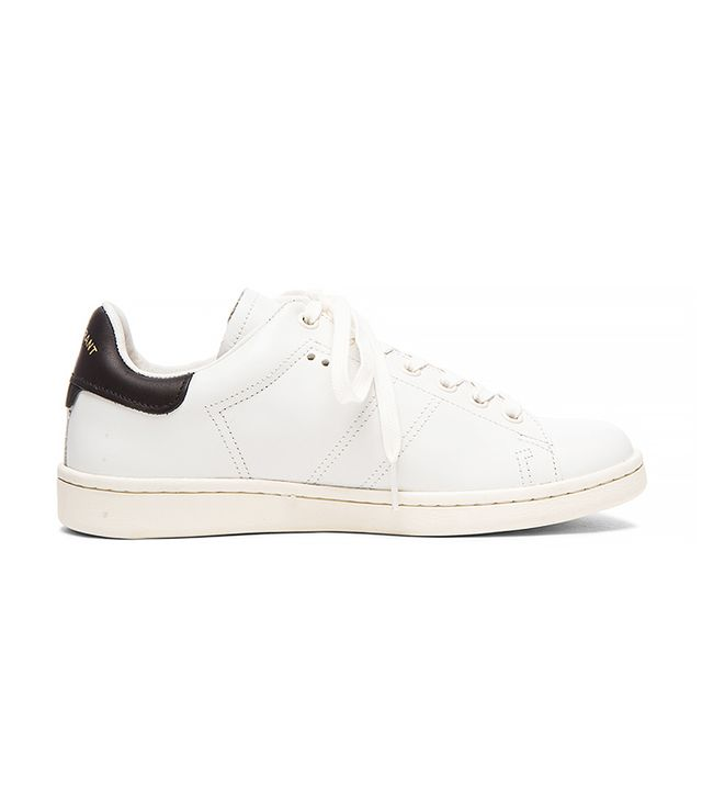 Étoile Isabel Marant Bart Leather Sneakers