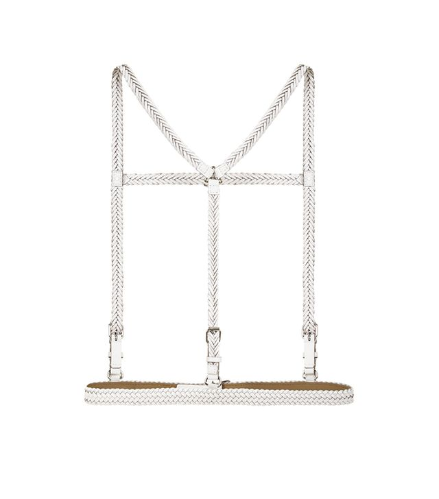 BCBGMaxAzria Braided Harness